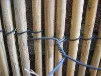 Bamboo Fence Design Construction