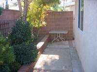 Garden Space Before Makeover